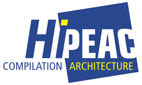 HIPEAC COMPILATION ARCHITECTURE