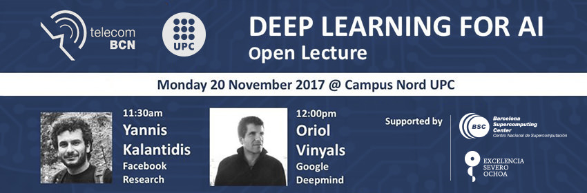 SORS: Deep Learning for the AI Industry   BSC-CNS